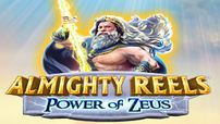 Автомат Almighty Reels: Power of Zeus